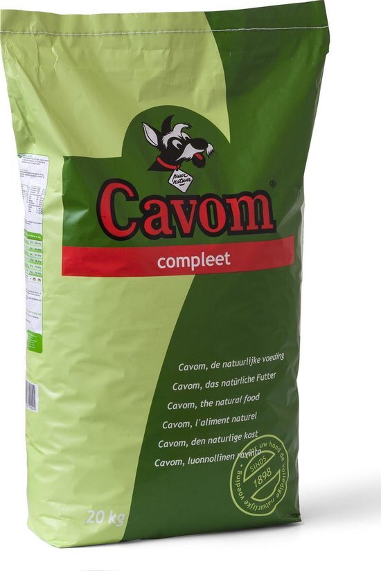 Cavom Compleet 20kg € 45.95